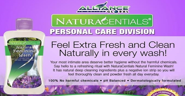 Natural Feminine Cleansing Products